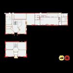 Pianta demolizioni / costruzioni